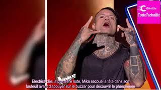"""""""The Voice 8"""" : Mika et Julien Clerc se disputent Mano, le chanteur de metal tahitien"""