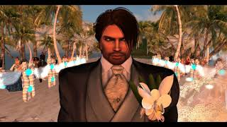 Second Life Wedding Video Scrapbook of Wayne and Phoenix 11-5-2017