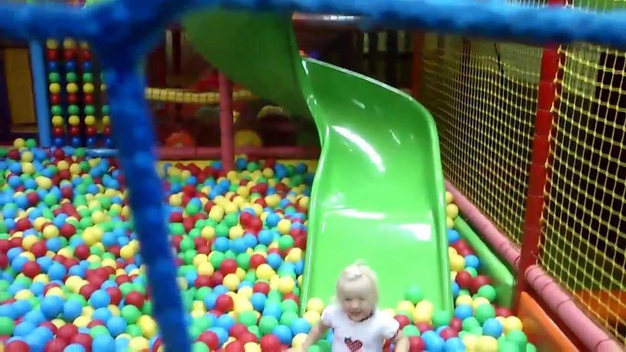 Indoor Playground For Children Sala Zabaw R 243 żne