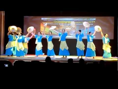 Salakot Dance (philippines Folk Dance) video
