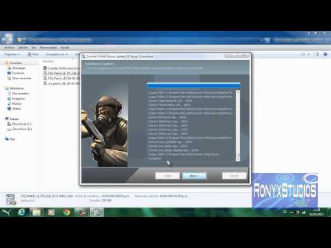 Descargar Counter Strike Source + Parches Full 1 Link
