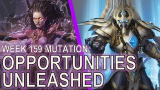 Starcraft II: Opportunities Unleashed [Nullifying the spellcasting]