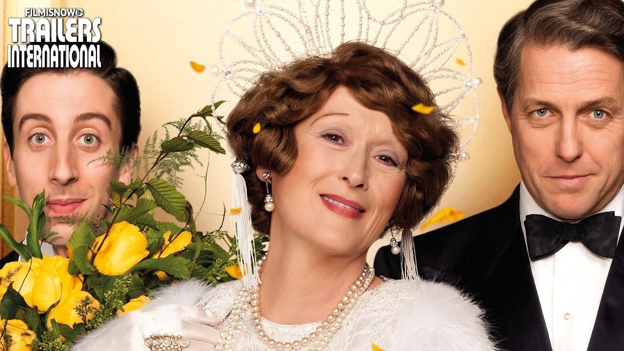 Florence: Quem é Essa Mulher? com Meryl Streep, High Jackman | Trailer Legendado [HD]
