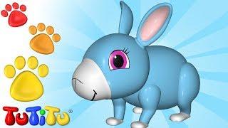 TuTiTu Animals | Animal Toys for Children | Pets