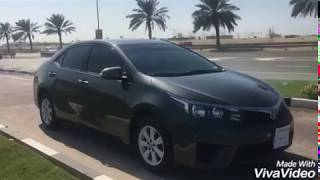 TOYOTA COROLLA GCC CARS SALE WITH DEVACARS- no down payment -100 % car loan through the bank