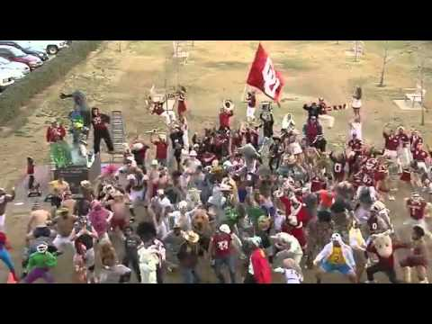Oklahoma Sooners Football Harlem Shake Version- Edition