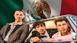 JONAS BROTHERS, SE REENCONTRARÁN CON FANS DE MÉXICO