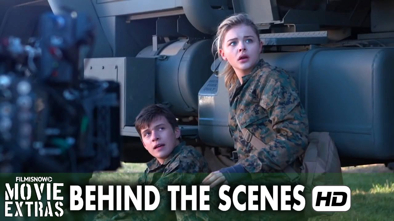 The 5th Wave (2016) Behind the Scenes - Full B-roll