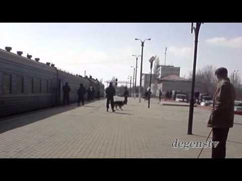 Запретка - Столыпинский вагон