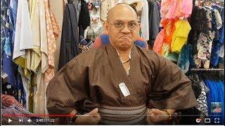 Color Man đua đòi kimono quá mức khiến hàng trăm trai Tây cầm lòng không đậu