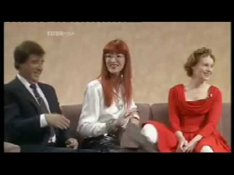Vivienne Westwood on Wogan with Sue Lawley