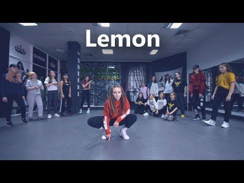 Lemon - N.E.R.D & Rihanna / J.Yana Choreography (beginners class)