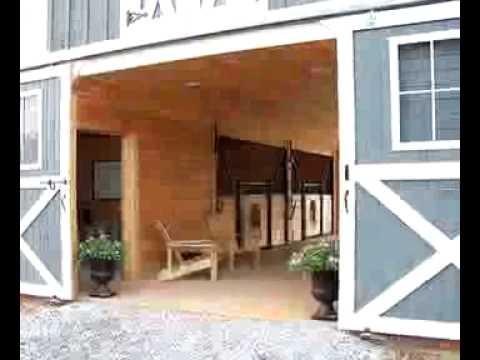 Barn Pros - Dover Saddlery Barn Series