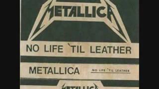 Metallica - Motorbreath (No Life 'Til Leather Demo)
