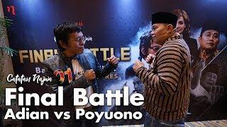Nobar Debat Pilpres: Bawa Asyik Politik - Final Battle Adian vs Poyuono (Part 1) | Catatan Najwa