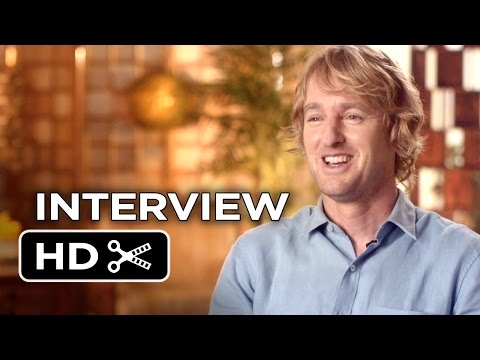 Inherent Vice Interview - Owen Wilson (2014) - Paul Thomas Anderson Movie HD