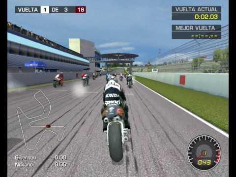 MotoGP 2 Gameplay - YouTube