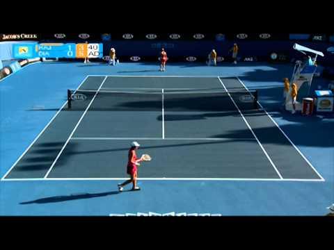 AO Qualifying Viktorija Rajicic v Vitalia Diatchenko