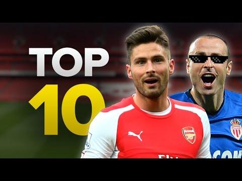 ARSENAL 1-3 MONACO | Top 10 Memes, Tweets and Vines! | UEFA Champions League
