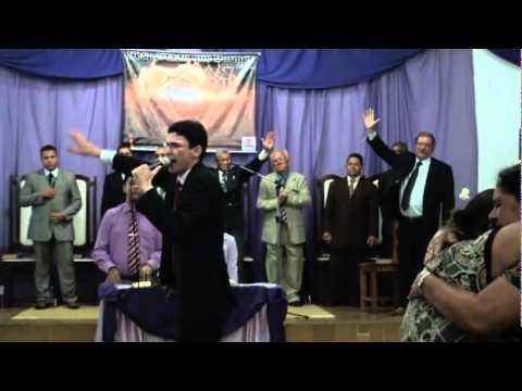 Hino Evangêlico - Cantor Irmão Saulo Emanuel - Cabisbaixo