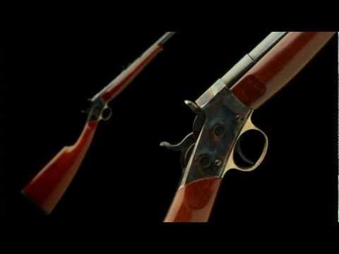 Uberti 1871 Rolling Block Hunting Carbine
