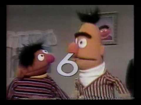 Sesame Street - Six