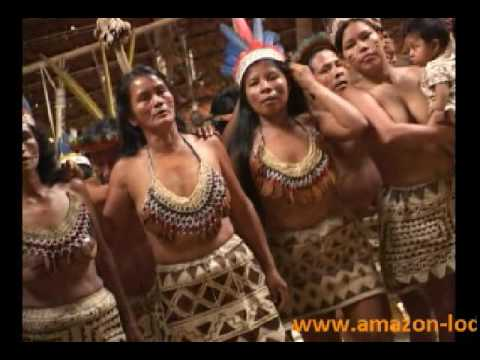 Bora Indians of the Amazon