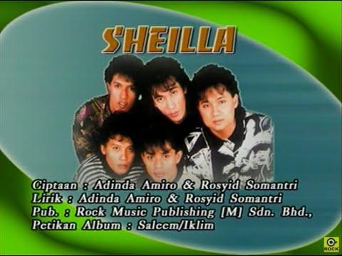 Iklim-Sheilla[Official MV]