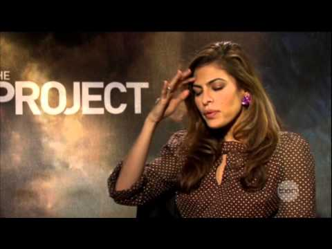 Ryan Gosling & Eva Mendes interview on The Project (2013) – The Place Beyond the Pines