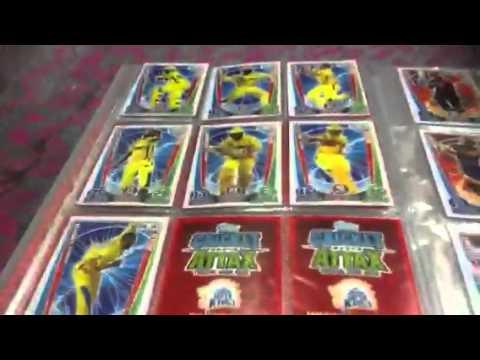 Cricket Attax Cards 2012 Cricket Attax 2012 Binder