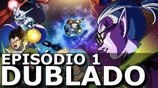 Super Dragon Ball Heroes - Episódio 1 (Dublado)