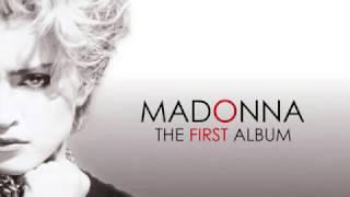 Madonna Video - Madonna - Burning Up (Audio)