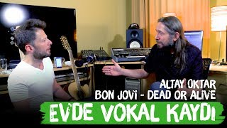 Evde Vokal Kaydı Yapmak ve Püf Noktaları - Altay Oktar & Nurkan Renda