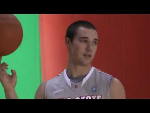 Go behind the scenes with Aaron Craft at media day as he helps preview the 2011-12 season.