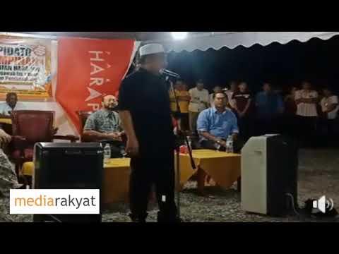 "Mat Sabu: Pidato Pimpinan PH - ""Menjawab Isu Panas Mainan Pembangkang"""