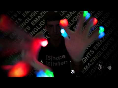 [SS] Merc - Custom Glove Light Show [EmazingLights.com]