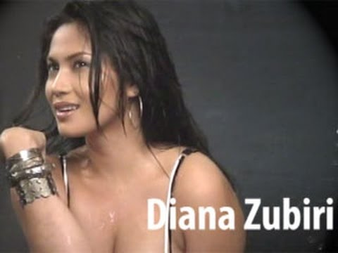 Diana Zubiri - July 2008 video
