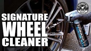 How To Clean Your Wheels The Best Way - Signature Series Wheel Cleaner - Chemical Guys