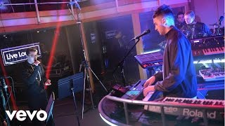 Disclosure Omen In The Live Lounge Ft Sam Smith
