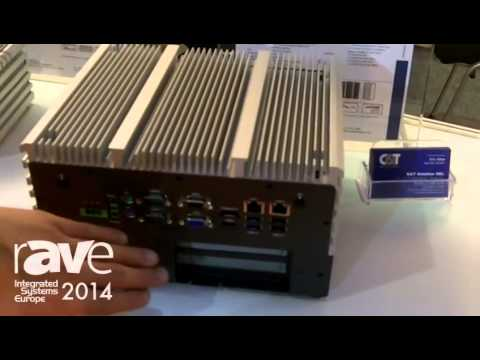 ISE 2014: C&T Solution Presents Embedder Systems