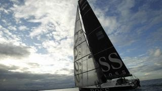 Sailing legend Alex Thomson on competitive racing