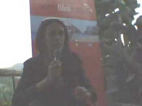 Ischia Film Festival 2008 – Maria Grazia Cucinotta