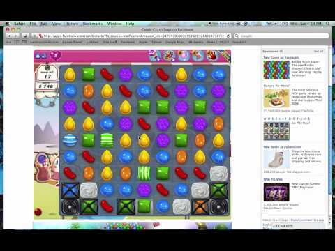 How Do I Get Past Level 35 In Candy Crush Saga