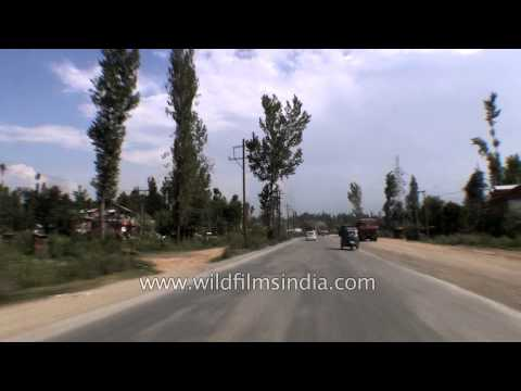 Driving from Srinagar to Jammu via National highway 1A - Part 6