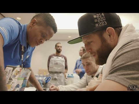 Anatomy of UFC 223: Episode 3 - The Boston Crew Arrives to Brooklyn