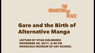 Garo and the Birth of Alternative Manga