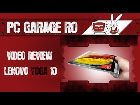 PC Garage - Video Review Tableta Lenovo Yoga 10