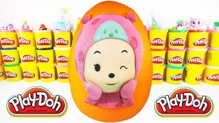 Mini Mini Hutoslar Dev Sürpriz Yumurta - Tsum Tsum Safiras Barbie Polly Pocket