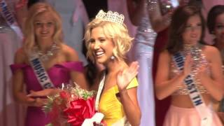 2016 MISS TENNESSEE TEEN USA CROWNING