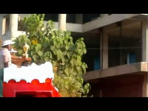 Kerala School Kalolsavam 2013 Trophy In Malappuram video